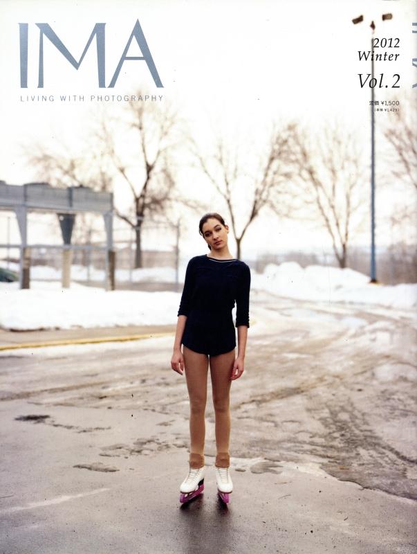 IMA Vol.2 2012年冬号  都市へ