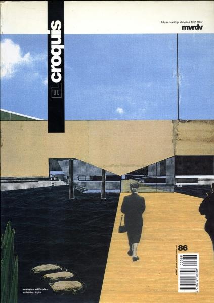 El Croquis N. 86: MVRDV 1991-1997