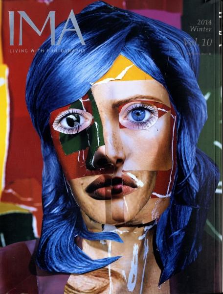 IMA Vol.10 2014年冬号 写真と絵画の境界線
