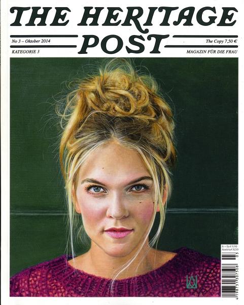 The Heritage Post - Magazin für die Frau #3 Oktober 2014