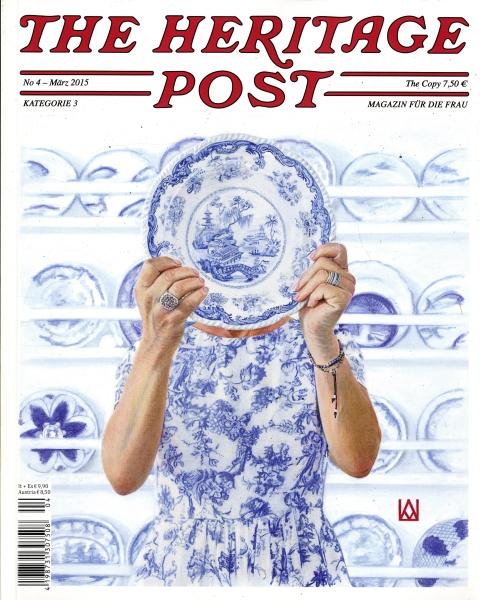 The Heritage Post - Magazin für die Frau #4 März 2015