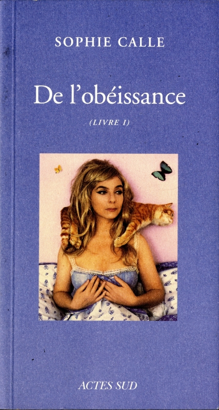 De l'obéissance - Livre I