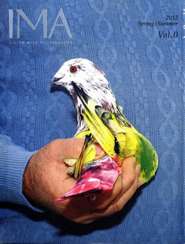 IMA Vol.0 2012年春/夏号 写真集の現在