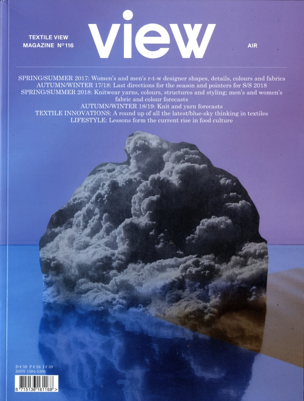 Textile View magazine Winter 2016 #116 Air