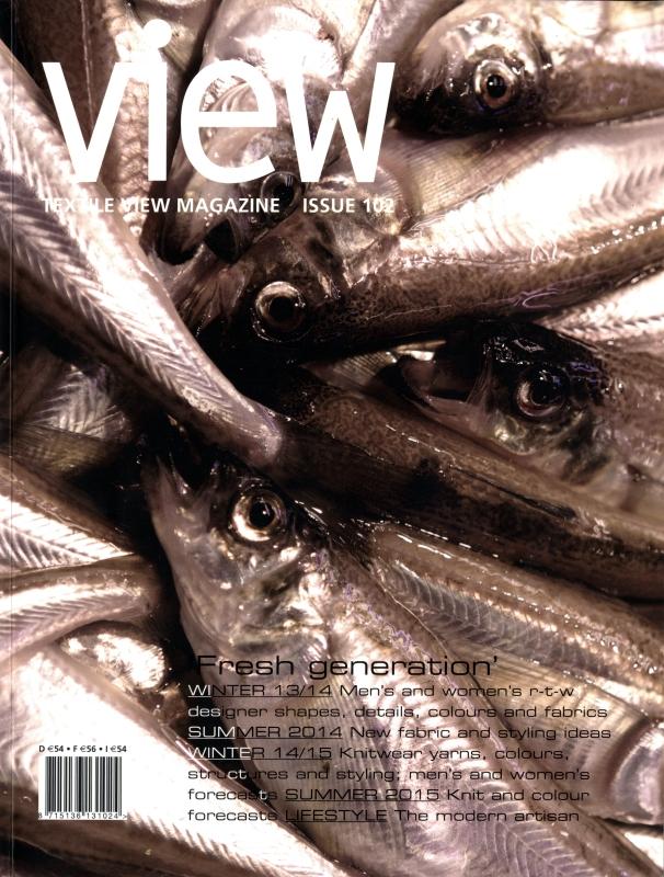 Textile View magazine Summer 2013 #102 Fresh Generation