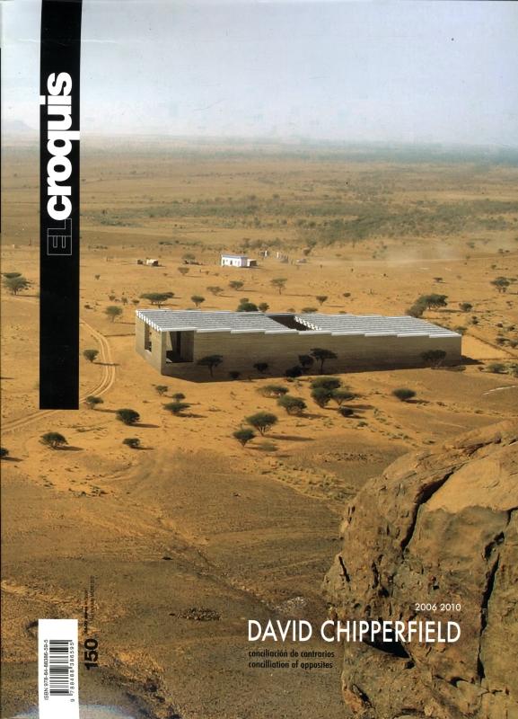 El Croquis N. 150: David Chipperfield 2006-2010