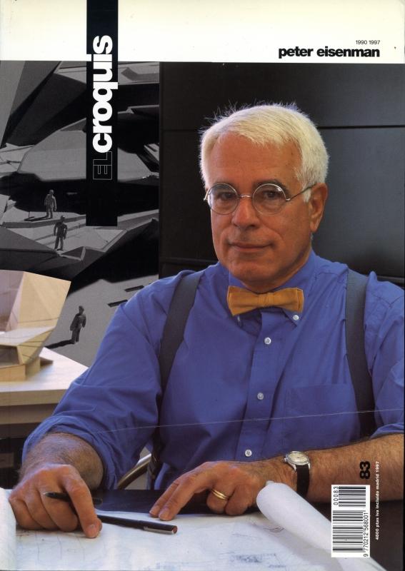 El croquis N. 83: Peter Eisenman 1990 1997