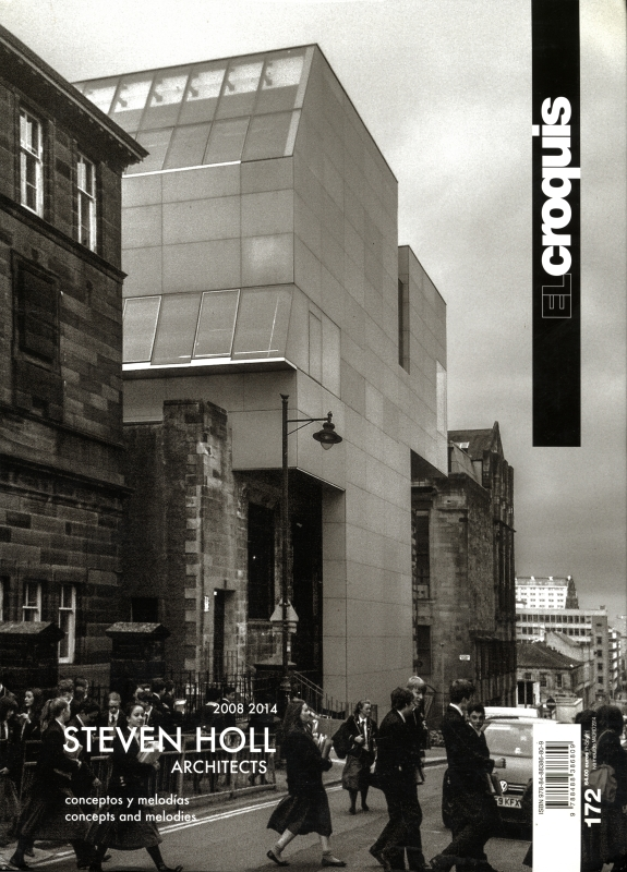 El croquis N. 172: Steven Holl Architects 2008-2014
