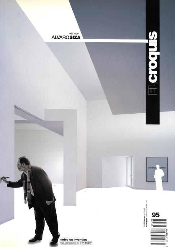 El croquis N. 95: Alvaro Siza 1995-1999