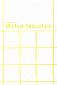 MOT アニュアル 1999: ひそやかなラディカリズム 展覧会カタログ