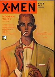 エックス・メン(X-MEN) #2 1984年9,10月号:MODERN TIMES