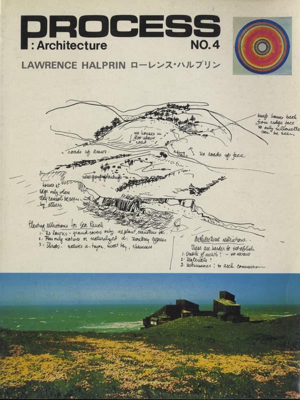 PROCESS: Architecture #4 ローレンス・ハルプリン