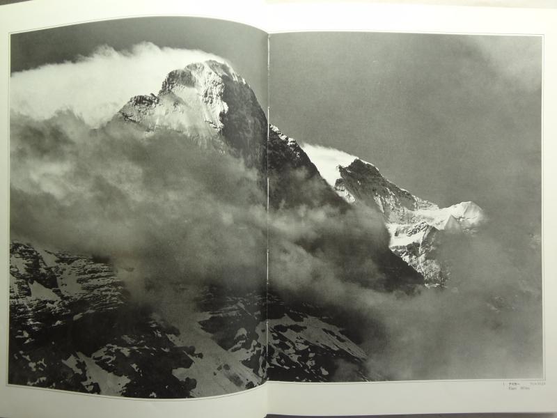 写真集 ヨーロッパアルプス 白き峰々1