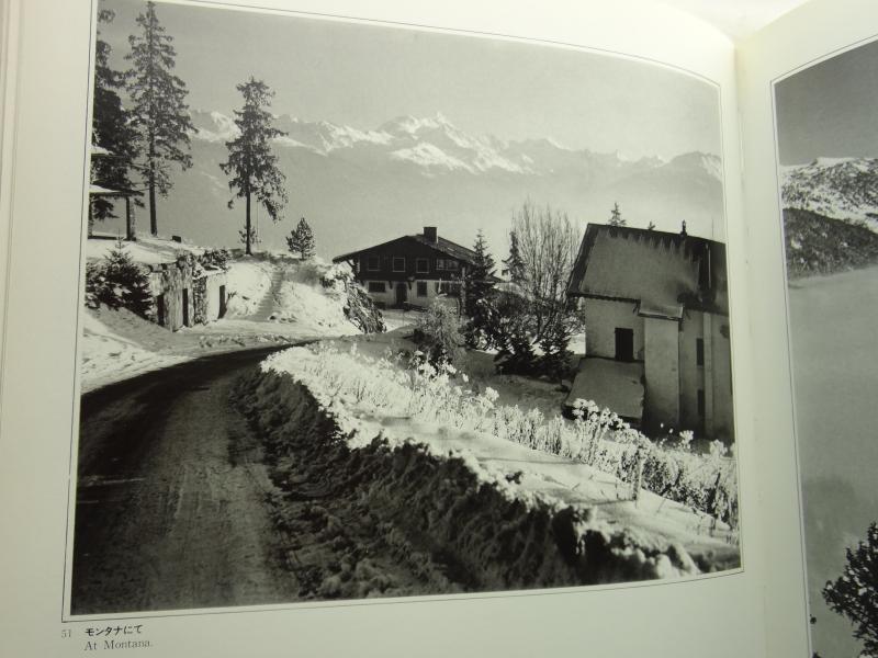 写真集 ヨーロッパアルプス 白き峰々4