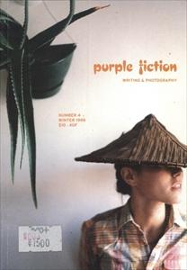 purple fiction number 4, Winter 1998