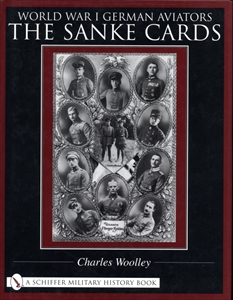 World War I German Aviators: The Sanke Cards