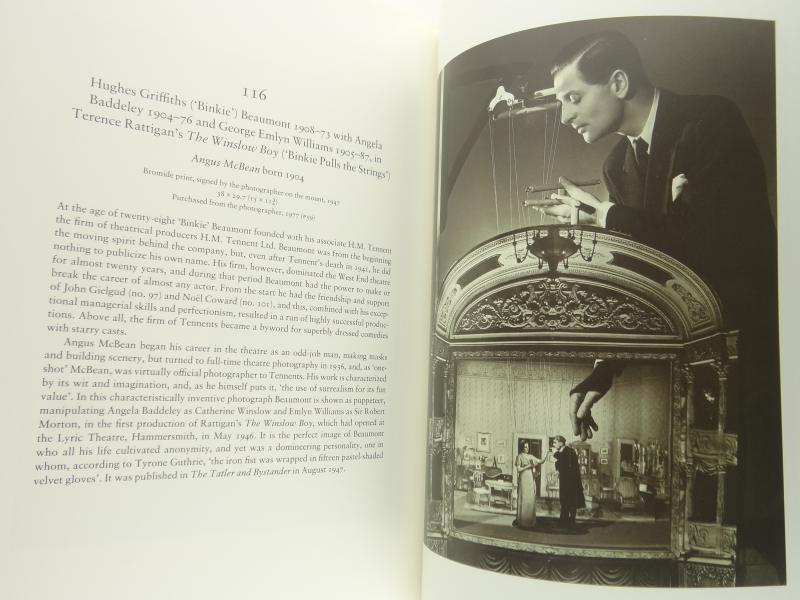 Camera Portraits: Photographs from the National Portrait Gallery, 1839-19896