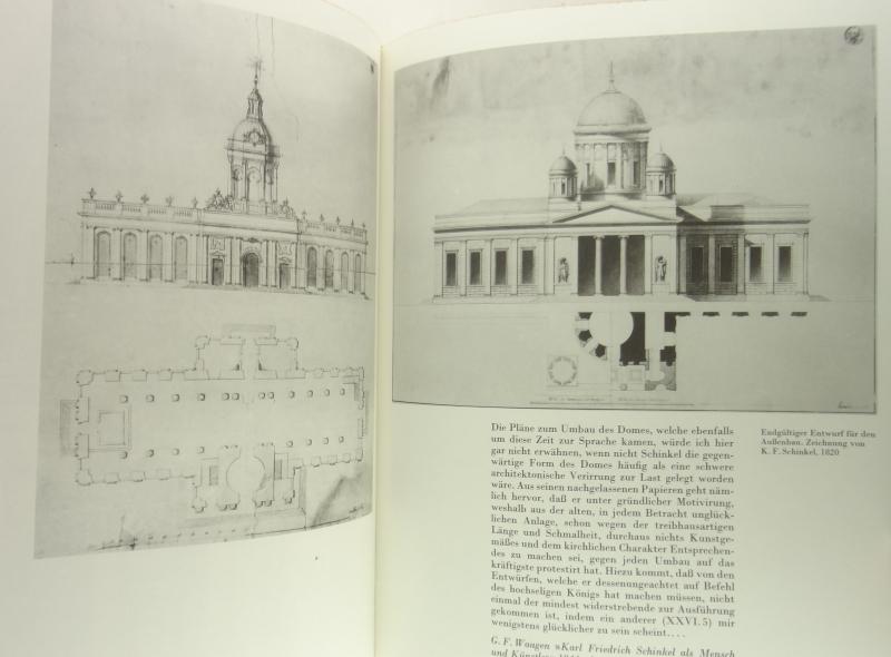Karl Friedrich Schinkel. Sein Wirken als Architekt. Ausgewählte Bauten in Berlin und Potsdam im 19. Jahrhundert1