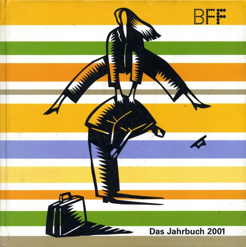 Das Jahrbuch 2001-2006 6冊