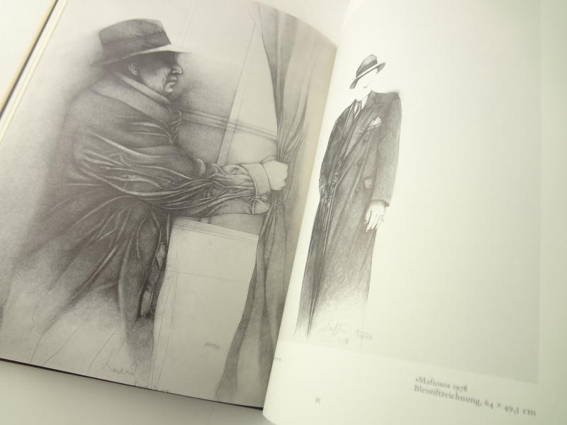 Neue Arbeiten 1977 bis 1982. Lithographien, Zeichnungen und Gouachen3