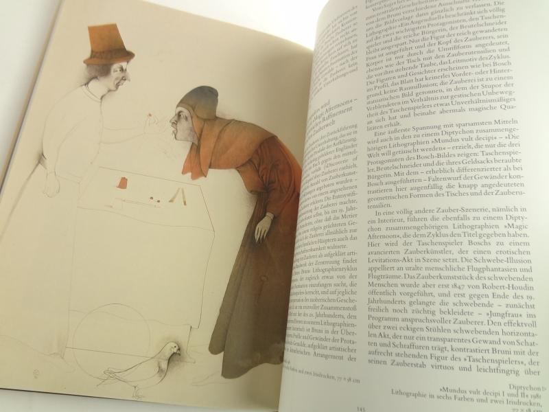 Neue Arbeiten 1977 bis 1982. Lithographien, Zeichnungen und Gouachen6