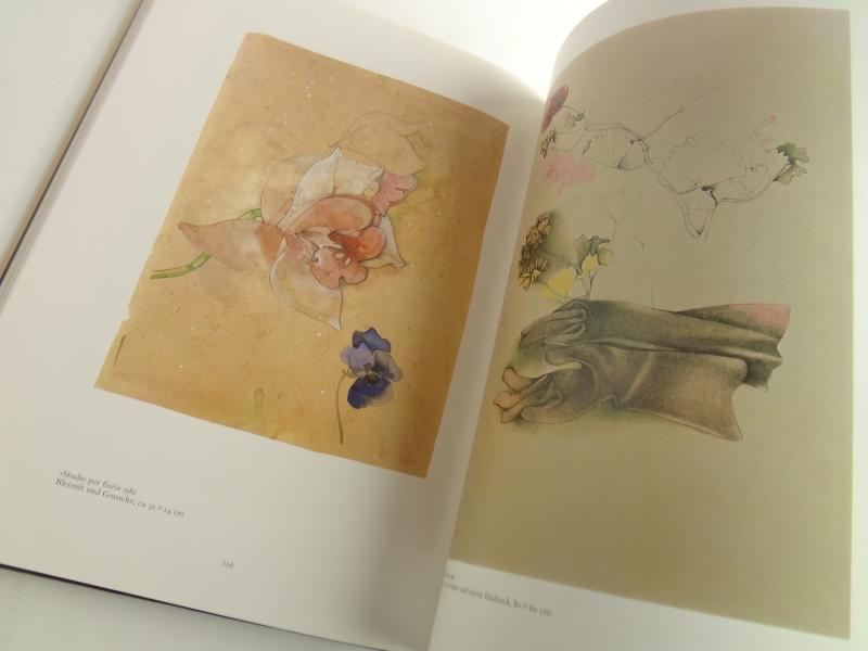 Neue Arbeiten 1977 bis 1982. Lithographien, Zeichnungen und Gouachen目次