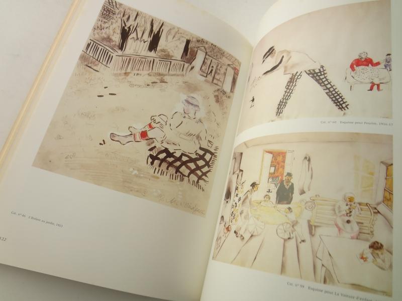 Marc Chagall: Œuvres sur papier6
