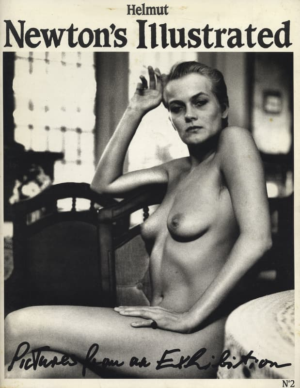 Helmut Newton's Illustrated Number 2
