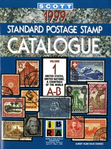 Scott 1999 Standard Postage Stamp Catalogue: One Hundred and Fifty Fifth Edition in Six Volumes
