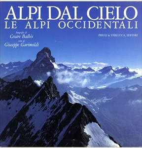 Alpi dal cielo, le Alpi occidentali