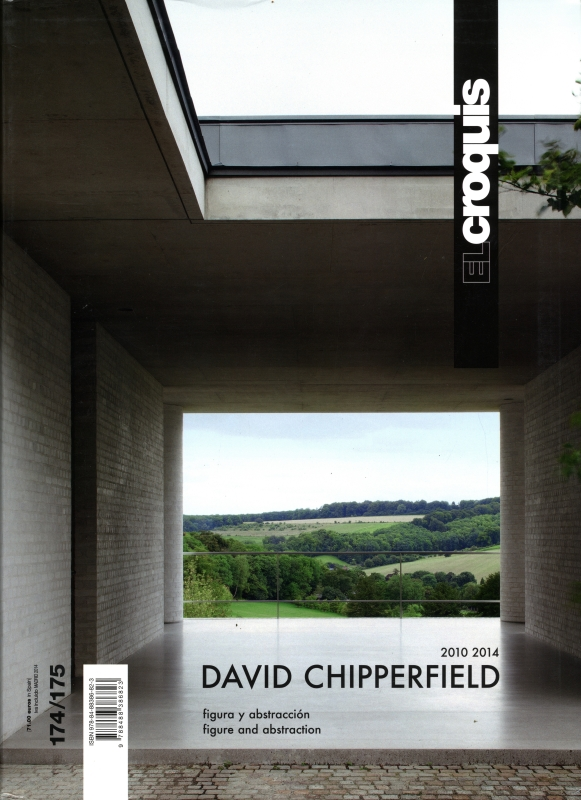 El Croquis N. 174/175: David Chipperfield 2010-2014