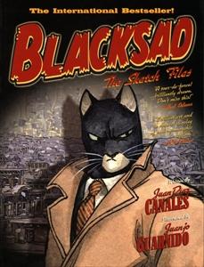 Blacksad: The Sketch Files