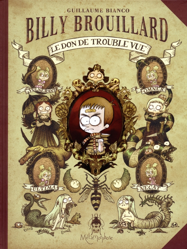 Billy Brouillard: Le don de trouble vue