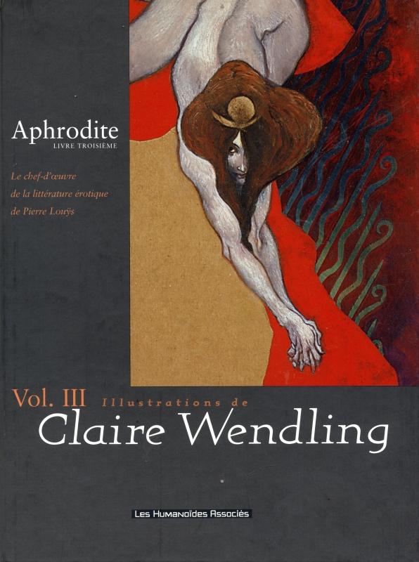 Aphrodite tome 3: Livre troisième