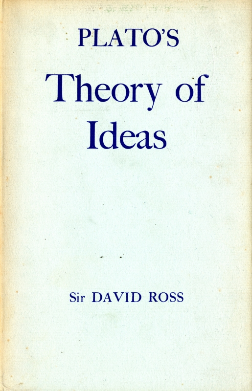 Plato's Theory of Ideas