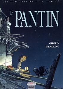 Le Pantin - Les lumières de l'Amalou, tome 2
