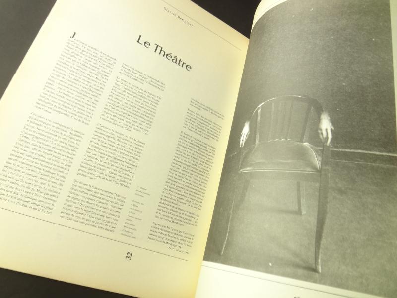 Théâtre de la Bastille revue programme #155