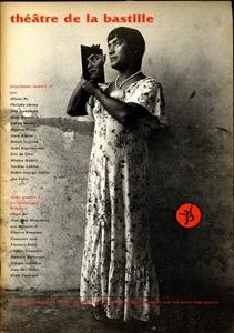 Théâtre de la Bastille revue programme #15