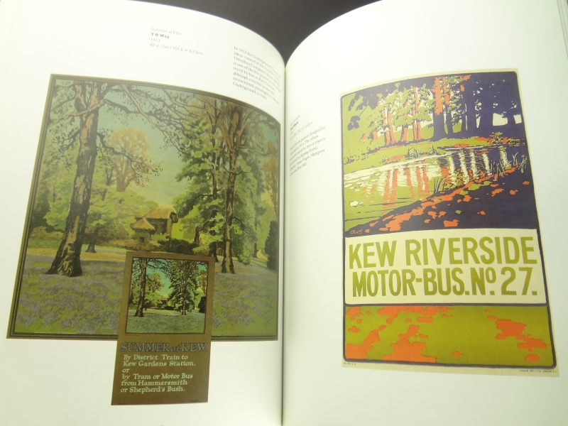 By Underground to Kew: London Transport Posters 1908 to the Present3