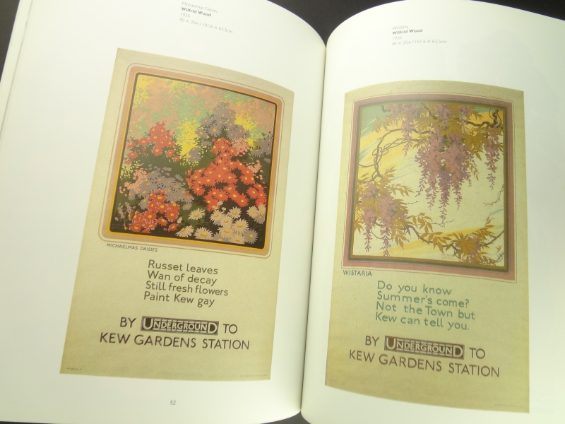 By Underground to Kew: London Transport Posters 1908 to the Present6