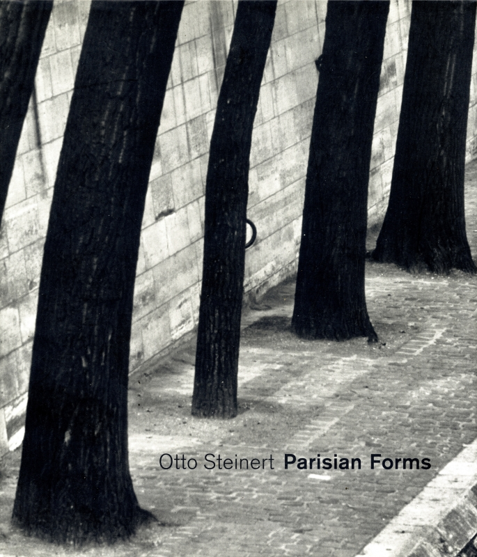 Otto Steinert: Parisian Shapes