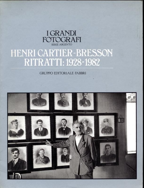 Henri Cartier-Bresson Ritratti: 1928-1982