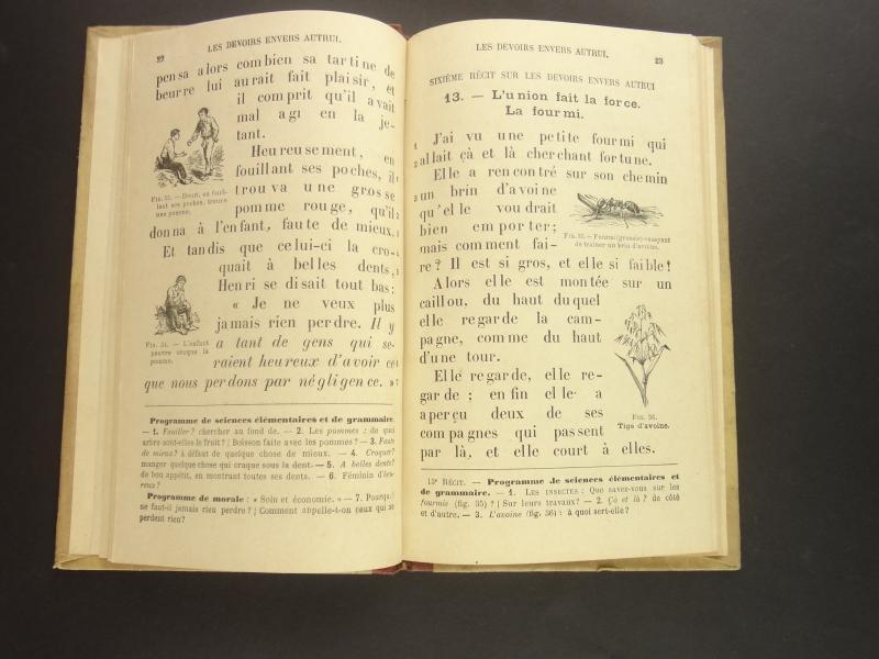 L'Année enfantine de lecture courante avec de nombreuses gravures1