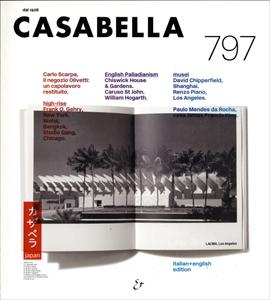 カザベラ ジャパン (CASABELLA JAPAN) 797