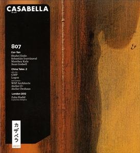 カザベラ ジャパン (CASABELLA JAPAN) 807