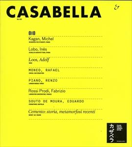 カザベラ ジャパン (CASABELLA JAPAN) 818