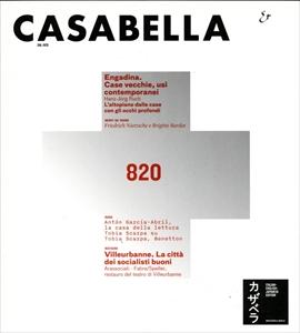 カザベラ ジャパン (CASABELLA JAPAN) 820