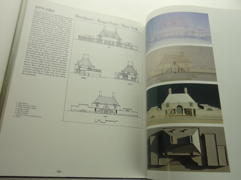 Robert A.M. Stern 1965-1980: Toward a Modern Architecture after Modernism - 現代アーキテクチャー選集 54