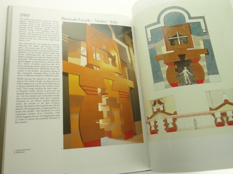 Robert A.M. Stern 1965-1980: Toward a Modern Architecture after Modernism - 現代アーキテクチャー選集 55