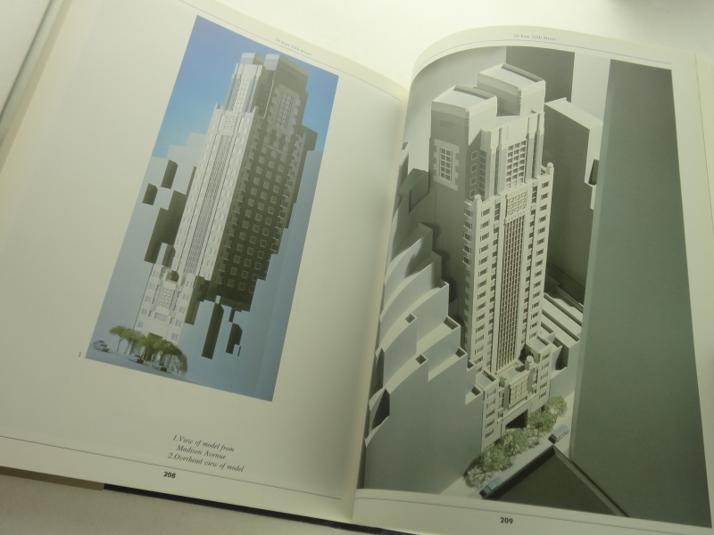 Kohn Pedersen Fox: Buildings and Projects 1976-1986 - 現代アーキテクチャー選集 45